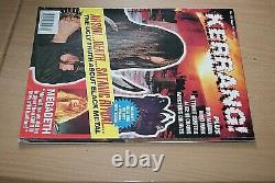 Kerrang magazine VERY RARE issue 436 Black Metal March 1993 MINT CONDITION