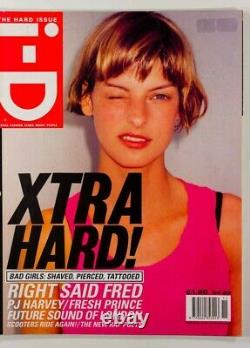LINDA EVANGELISTA Juergen Teller WOLFGANG TILLMANS Skinheads i-D November 1993