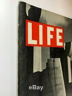 Life Magazine November 23 1936 First Edition Very Fine Full Size Original