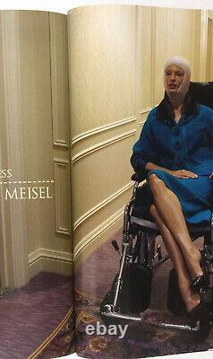 Linda Evangelista MAKEOVER MADNESS Steven Meisel LINDBERGH Vogue Italia 2005 Jul