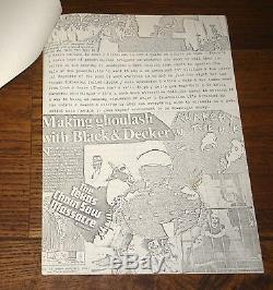 Londons Outrage 1976 Uk Punk Fanzine Clash Sex Pistols Jon Savage 1st 50 Xeroxed
