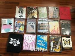 Lot 16 ARKITIP MAGAZINES KAWS, HECOX, SUPREME TEMPLETON, CAMPBELL, FROST RARE
