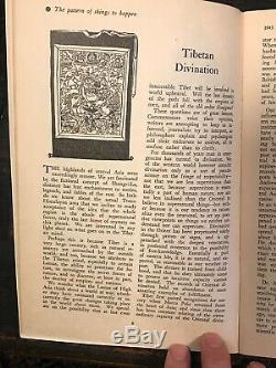 MANLY P. HALL HORIZON JOURNAL Full YEAR, 12 ISSUES, 1943 PHILOSOPHY OCCULT