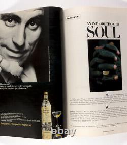 MUHAMMAD ALI Carl Fischer ART KANE Vietnam SOUL Golf ESQUIRE magazine April 1968