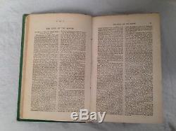 Mrs Beeton The Englishwoman's Domestic Magazine, New Series Volume One, 1860
