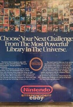 NINTENDO POWER #1 CGC Graded 7.5 July/August 1988 SUPER MARIO 2 ZELDA VGA WATA