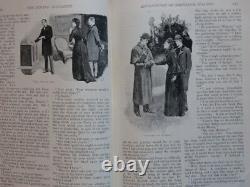 Newspapers The Strand Magazine 1891 to 1896 Sherlock Holmes rare