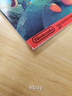 Nintendo Power Magazine Issue Number 1 July/August 1988 Zelda Map Insert