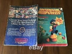 Nintendo Power Magazine Lot Of 19 Magazines & 2 Extras! 1-7 & 22-33 Please Read