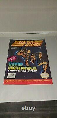 Nintendo Power Magazine Lot of 12 RARE 1988 ISSUE