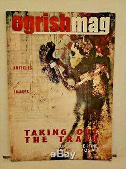 OGRISH MAG #2 (Real death, Extremely violent contentExecutionsWar)