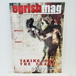 OGRISH MAGAZINE 1,2 and 3 (Real death, Extremely violent content)