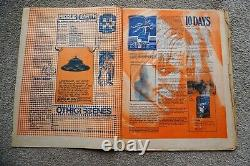 OZ MAGAZINE No. 12 Complete all sections. Barney Bubbles poster