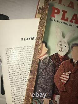 Old PLAYBOY Magazines! First Edition 1956 And 1957. 13 Magazines