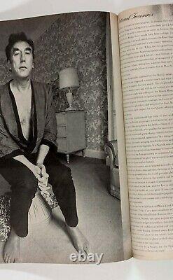 PATTIE BOYD Cecil Beaton IRAN Lauren Hutton YSL Henry Clarke VOGUE December 1969