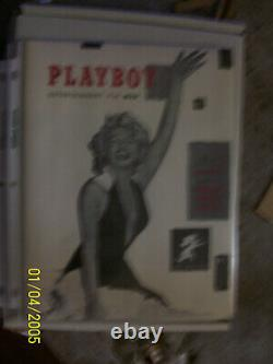 PLAYBOY FIRST ISSUE DECEMBER 1953 MARILYN MONROE 1st EDITION MINT 2007 REPRINT