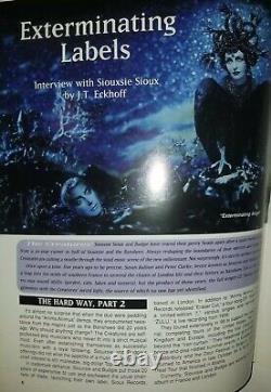 PROPAGANDA Magazine Counterculture Chronicle #26 Siouxsie, Rozz Williams, Goth