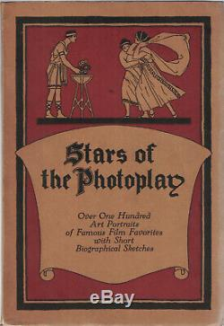 Photoplay Magazine / SILENT FILM Stars of the Photoplay First Edition 1916