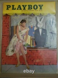 Playboy June 1955 LIKE NEW Condition Free Shipping USA