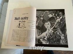 Playboy Magazine September 1954 vol. 1, no. 10 1st Year Fine Jackie Rainbow Cole