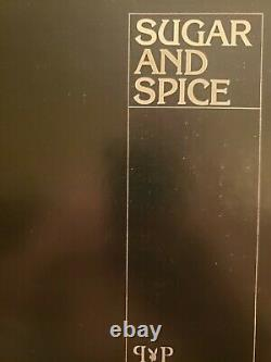 Playboy SUGAR AND SPICE, 1976 hardcover, 1st edition Brooke Shields controversy