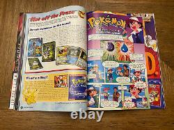 Pokémon E 3 Pikachu NEW In Magazine Nintendo Power Issue 124 PSA Ungraded E3