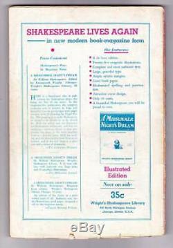 Pulp WEIRD TALES July 1936 Robert E. Howard CONAN Red Nails part one VG
