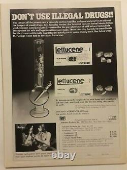 Punk Rock Magazine Vol. 1 No. 1 December 1977. RARE. Patti Smith Iggy Stranglers