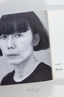REI KAWAKUBO and COMME DES GARCONS Deyan Sudjic Rizzoli BOOK Six magazine 1990
