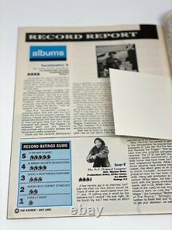 Rare 1991 The Source Magazine (Vintage Hip Hop + NM Condition)