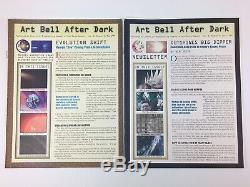 Rare Art Bell After Dark Newsletters Lot Of 12 1997 Original Coast To Coast AM