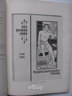 Rare Complete April 1897 Inland Printer Magazine J. C. Leyendecker Will Bradley