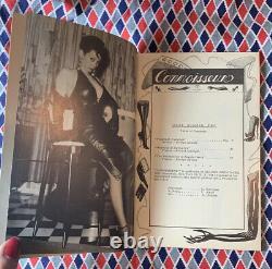 Rare Vintage 1960s Selbee Connoisseur Digest Mens Magazine #2 Gene Bilbrew Eneg