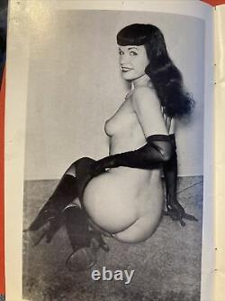 Rare misspelt number 1 Dominant Damsels Issue No. 1 Featuring Bettie Page