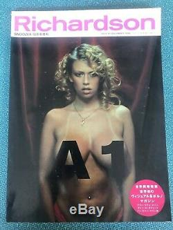 Richardson Magazine A1 Jenna Jameson Art Fashion Photography Rare Issue