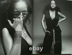 Rihanna Gigi Hadid i-D MAGAZINE RIHANNAZINE Last Copy