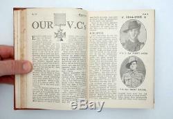 SALT Magazine WW2 Australian Army Education Service. Rare Bound Set with Number 1