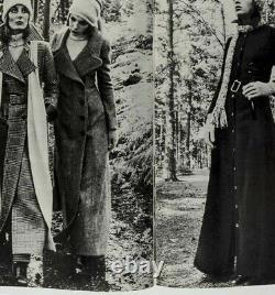 SARAH MOON Rudolf Nureyev OSSIE CLARK Harri Peccinotti BIBA Abbo HONEY magazine