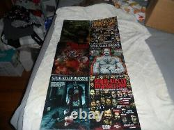 SERIAL KILLER MAGAZINE First 20 Issues LOT New Rare Mostly OOP Complete issues