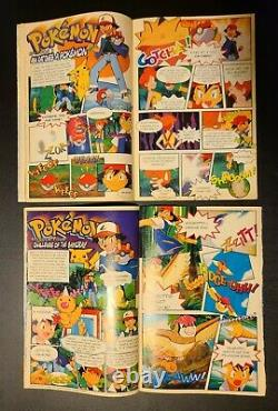 SET Pokemon (Nintendo) Power Magazine Collectors Series Volumes 1 2 3 4 5 6