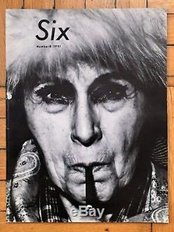 SIX SIXTH SENSE Number 8 Comme Des Garcons (Rei Kawakubo) 1991