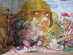 SUPER RARE Terry Pratchett Theatre of Cruelty WH Smith Bookcase short story