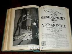 Sherlock Holmes 1st Edition Strand Magazine Vol 48 Printed 1914 World War 1