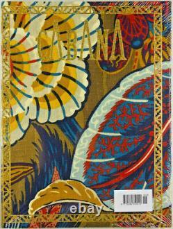 Shumacher fabric YSL Fall Winter Autumn 2016 2017 No. # 6 CABANA magazine SEALED