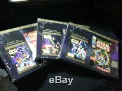 Star Wars LIMITED Theatrical Edition 2006- 6 DVD +BONUS MAGAZINE HANS SHOT FIRST
