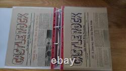 Stephen King Full Set of 55 Castle Rock Newsletters Dolans Cadillac 1st