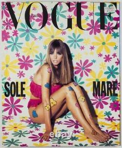 Steven Meisel CLAUDIA SCHIFFER Rachel Williams NAOMI CAMPBELL Vogue It. May 1990
