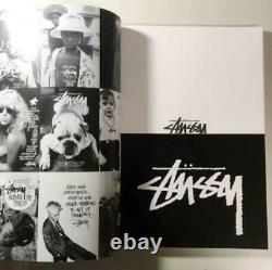 Stussy 80-15 35th anniversary book