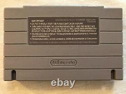 Super Mario World First Edition (Super Nintendo SNES) Complete CIB with Magazine