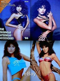 Swimwear Illustrated 1986 Magazine #1 Premiere NM/M Sports Illustrated Swimsuit
